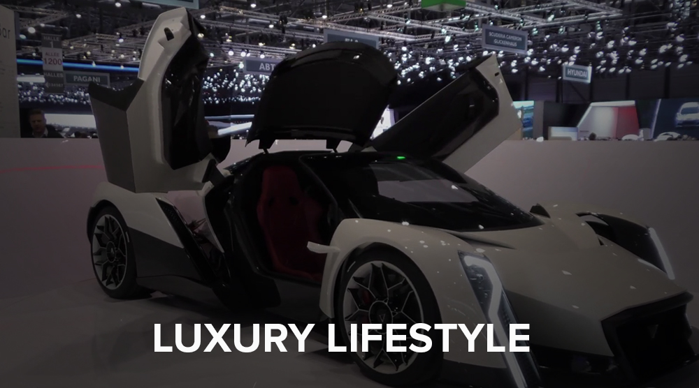 Luxury Lifestyle