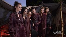 Paris Haute Couture AW18 Zaid Nakad