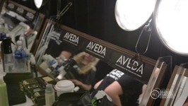New York Fashion Week Aveda