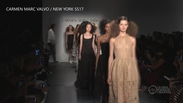 Carmen Marc Valvo / New York SS17