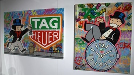Tag Heuer at Art Basel