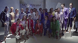 New York Fashion Week Men's SS18 Nick Graham