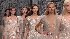 Paris Haute Couture AW17 Zaid Nakad