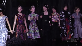 Paris Haute Couture AW17 Franck Sorbier