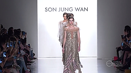 New York Fashion Week SS18 Son Jung Wan