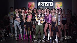 New York Fashion Week SS18 Artistix