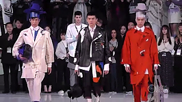 China Fashion Week AW17 Hempel International Award