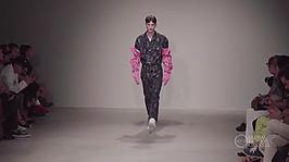 New York Fashion Week Men's SS18 Feng Chen Wang