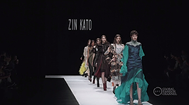 Tokyo Fashion Week SS18 Zin Kato