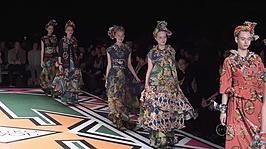 Tokyo Fashion Week SS18 Tokuko 1er Vol