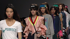 Seoul Fashion Week SS18 LIE