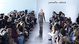 New York Fashion Week AW17 Pamella Roland