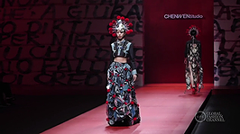 China Fashion Week AW17 Chen Wen