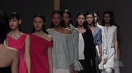 China Fashion Week SS18 Laurel