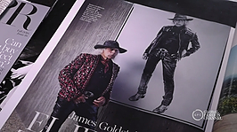 Fashion Icon James Goldstein Paris