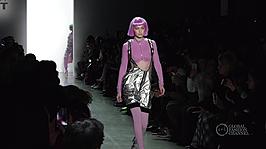 New York Fashion Week AW18 Jeremy Scott