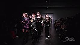New York Fashion Week AW18 Nicole Miller