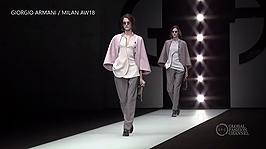 Giorgio Armani / Milan AW18