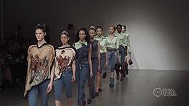 London Fashion Week AW18 Faustine Steinmetz