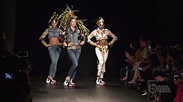 New York Fashion Week SS18 Desigual