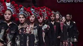 China Fashion Week AW18 Chen Wen