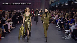 Temperlay London  / London AW18