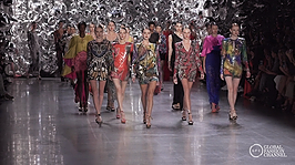 New York Fashion Week AW19 Naeem Kahn