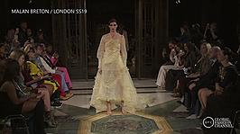 Malan Breton / London SS19
