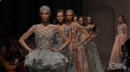 Paris Haute Couture SS19 Ziad Nakad