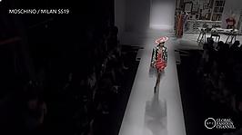Moschino / Milan SS19