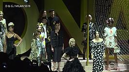 Dolce & Gabbana / Milan SS19