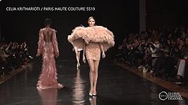 Celia Kritharioti / Paris Haute Couture SS19