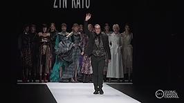 Tokyo Fashion Week Zin Kato