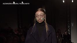 Alexandra Moura / Milan AW19