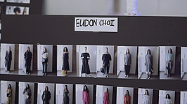 Dubai Fashion Week Eudon Choi