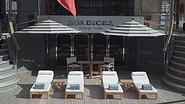 Boadicea, A Fraser Charter Yacht