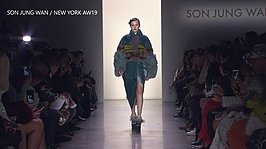 Son Jung Wan / New York AW19