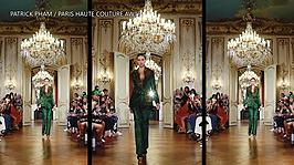 Patrick Pham / Paris Haute Couture AW19
