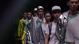 China Fashion Week Xiang Shang Sport
