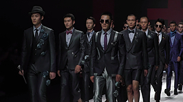 China Fashion Week Yudahua