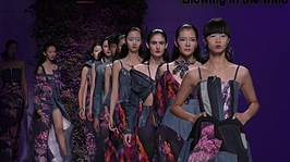 China Fashion Week Denim