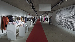 London Fashion Week Designer Showroom