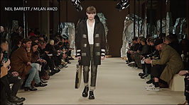 Neil Barret / Milan AW20
