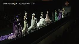 Oriental Fashion Show / Paris Haute Couture SS20