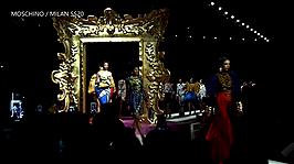 Moschino / Milan SS20