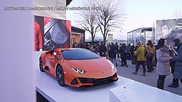 Automobili Lamborghini / Milan Menswear AW20