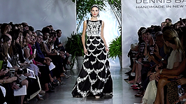 New York Fashion Week Dennis Basso