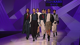 China Fashion Week Asahi Kasei Award