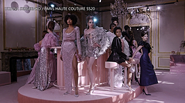 Ulyana Sergeenko / Paris Haute Couture SS20
