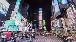 Time Square Fashion Week 2021